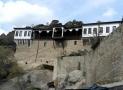 Boldering në shkëmbinjtë e gjelbër, mes Manastireve të vjetra