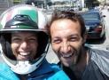 Me biçikletë nga Maqedonia në Stamboll