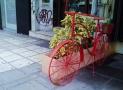 Biçikleta me lule – Jetë e re për ndryshkun e vjetër