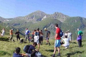 Alpinizëm në Sharrin përrallor