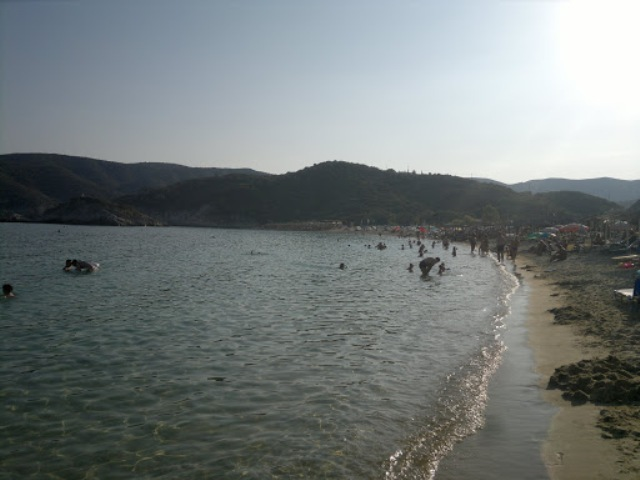 Beautiful beach - Aleksandar K. Spasovski