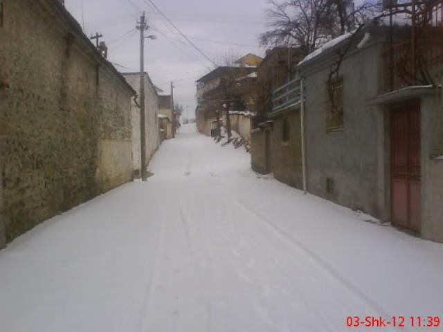 Korcha winter - Desion Meka
