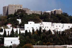Patmos – Mythology tells of how Patmos existed as an island at the bottom of the sea