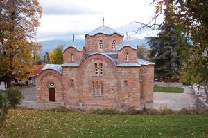 Skopje, church St. Panteleimon