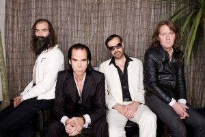 Grinderman spreads different energy than the Bad Seeds
