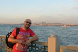Istanbul makes me feel at home
