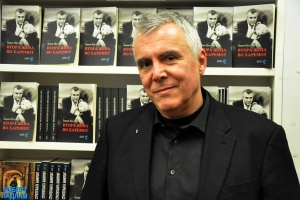 """Balkon3 interview with Zoran Predin – """"The second wife in the harem"""""""