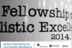 Experienced journalists across the Balkans are invited to apply for the Balkan Fellowship