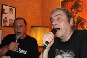 """Predrag Lucić and Boris Dežulović – """"Melodies of coma and Komora"""""""