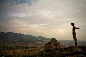Bouldering – the art of rock climbing