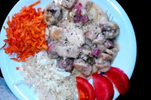 Village Meat – gastronomic delight accompanied by excellent red wine