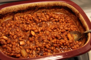 USA and Macedonia declare ruthless war for the largest pot of baked beans