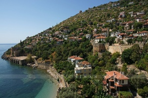 Alanya- a place where the sun smiles