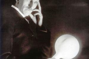 A scientist from another planet – Balkon3 in Nikola Tesla Museum in Belgrade
