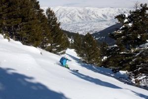 Czech giant slalom in Macedonia