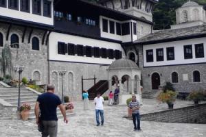 Bigorski Monastery celebrated the Nativity of their Patron Saint