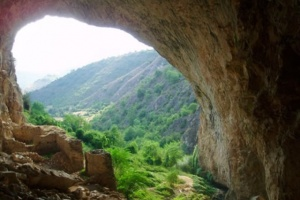 """Cave from the tales, legends and """"Lord of the Rings"""""""