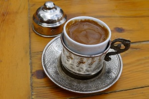 Pleasures of coffee in historical Hasankeyf