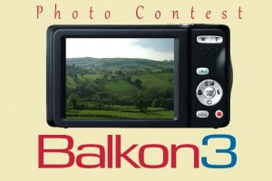 Win a great camera on Balkon3's photo Contest!