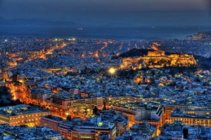 Athens around the clock