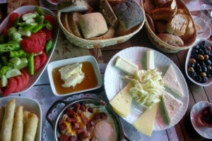 Boreks, Simit and Turkish Breakfast in your home