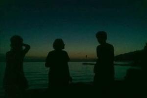 Bean, Sea, movies and music under Velebit