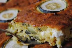 Greek Zucchini Pie