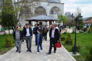 Being a tourist, being in Skopje