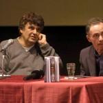 The cult writer David Albahari came to Skopje