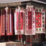 traditional folk ornaments, skopje, old bazaar