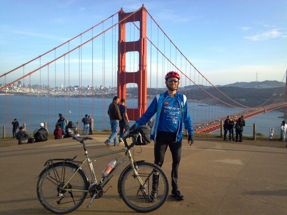 Dejan in San Francisco