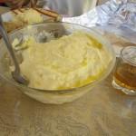 Garlic sauce from Cephallonia