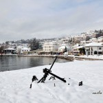 Rare scenary of Ohrid – Wonderful in winter too