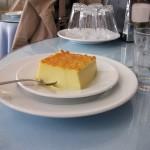 Kaymacina – Rumelian dessert