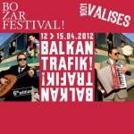 Brussels is preparing for three days of Balkan Trafik