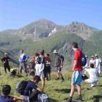 Mountain adventure through the fabulous Shara