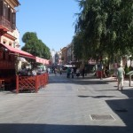 Bitola expects a return of the guests from Greece to Sirok Sokak