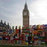London celebrates sport and good fun