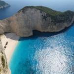Three Greek Beaches among Top 10 in Europe