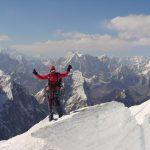 Ilina Arsova – SAMURAI of the mountain tops