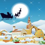 A journey around Christmas and two New Year's Eves in 15 days