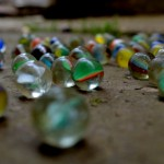 Marbles – enjoying an unforgettable neighborhood play