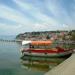 Ohrid, May, Lake and Fish Stew