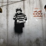 The other side of Iran: war, peace, love and hope on Iranian walls
