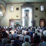 Ramadan Bayram in Skopje's oldest Mosque