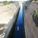 THE CORINTH CANAL BECOMES 120 YEARS OLD