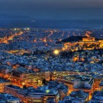 Athens around the clock