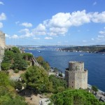 Rumelian Castle – fortress with spectacular view of the Bosphorus