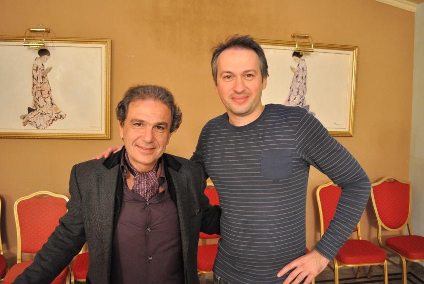 Abou Khalil and Nenad Georgievski