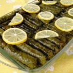 Sarma with pickled cabbage or vine leaves